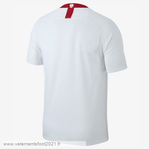 Maillot Polonia 100th Blanc Rouge Maillot De Sport